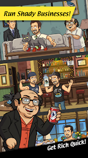 It's Always Sunny: The Gang Goes Mobile 游戏截图1