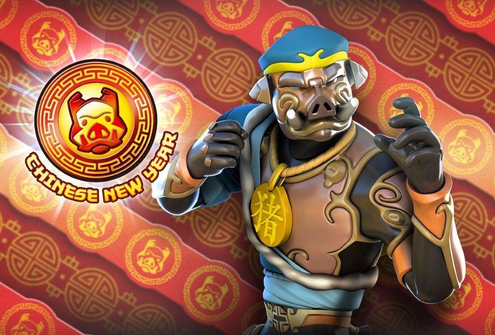 卡通版CS《无敌士兵糊涂蛋》更新,外国游戏过起中国年,比国产游戏都拼